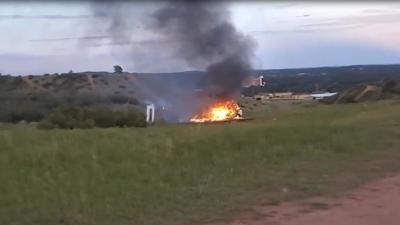 KKTV fire