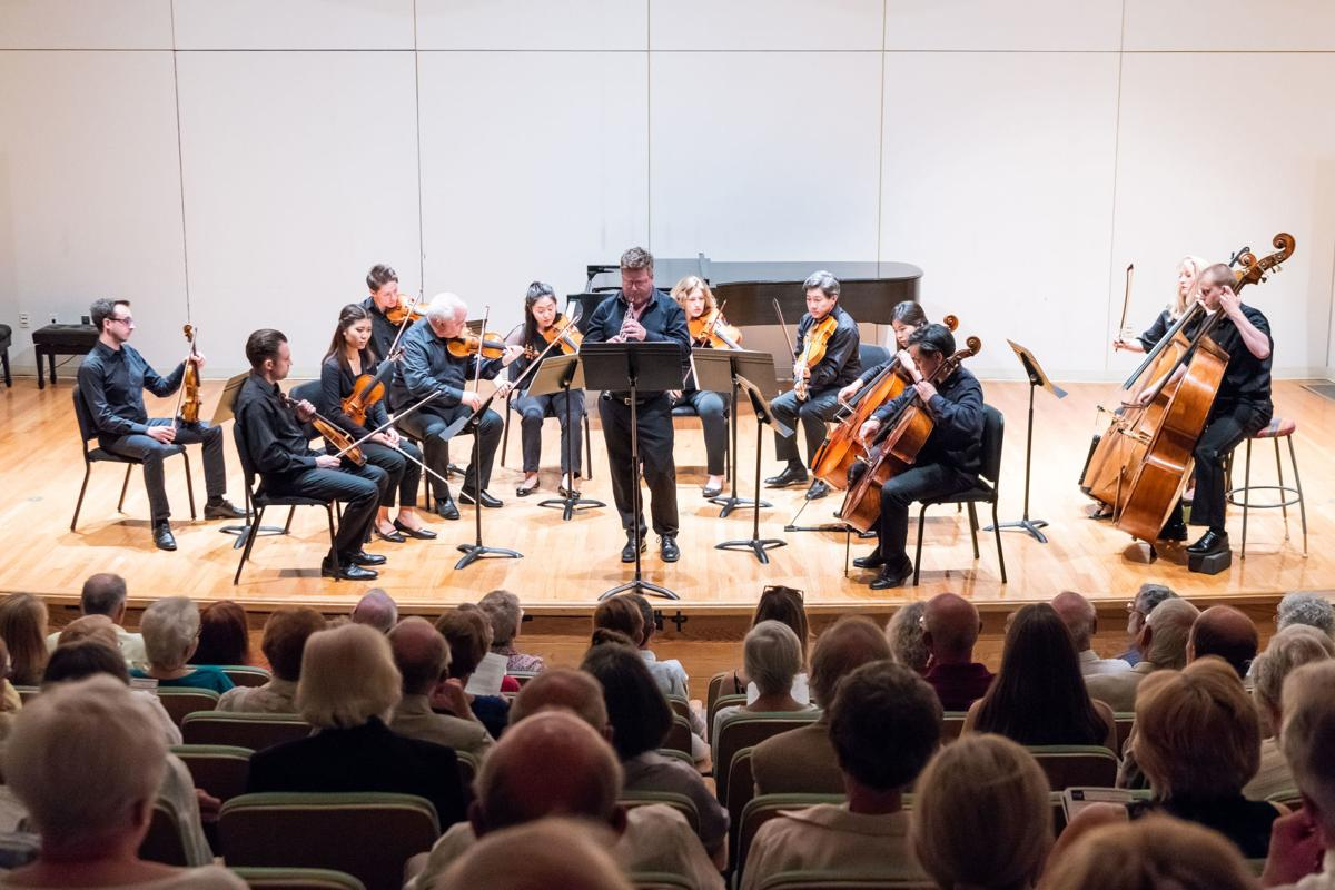 Review: Split personality faculty concert delivers a wallop at Colorado College