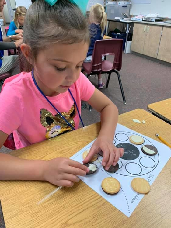Summer's for learning about Mars and robots