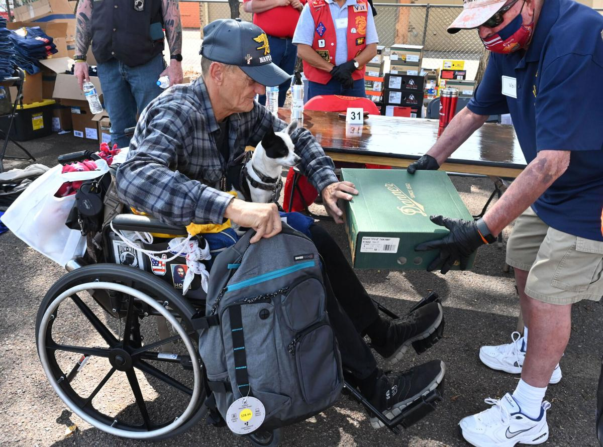 Supporting homeless vets in Colorado Springs