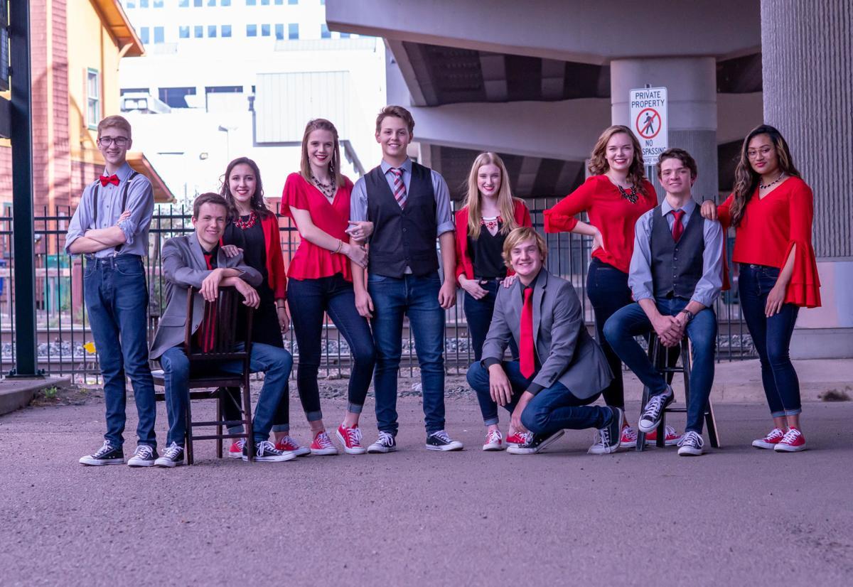 Crimson & Slate a capella choir