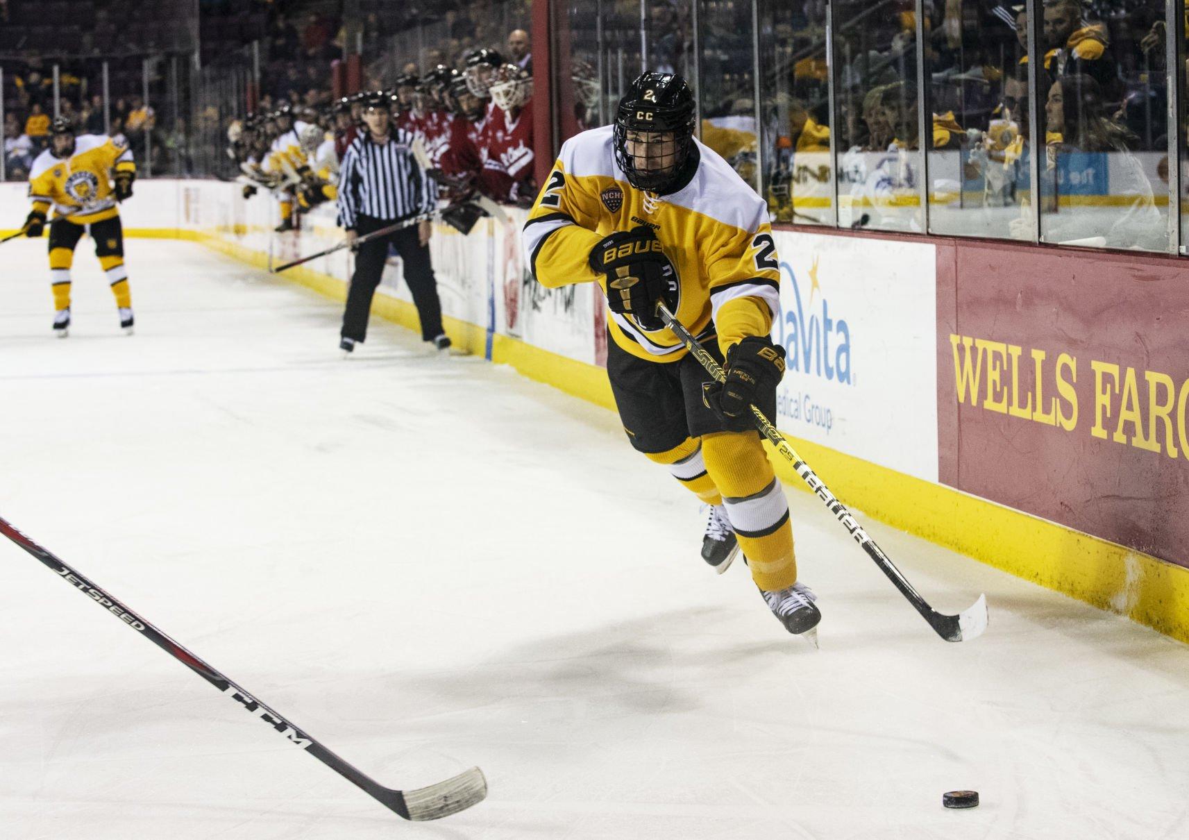 NCHC: Colorado College Hockey Pounces On Mavericks Early On Way To Win