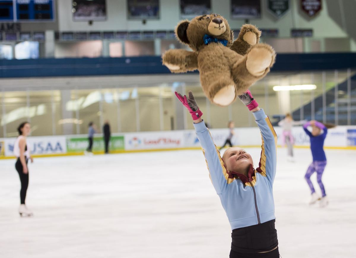 Young Colorado Springs figure skater the star of Olympic-themed commercial