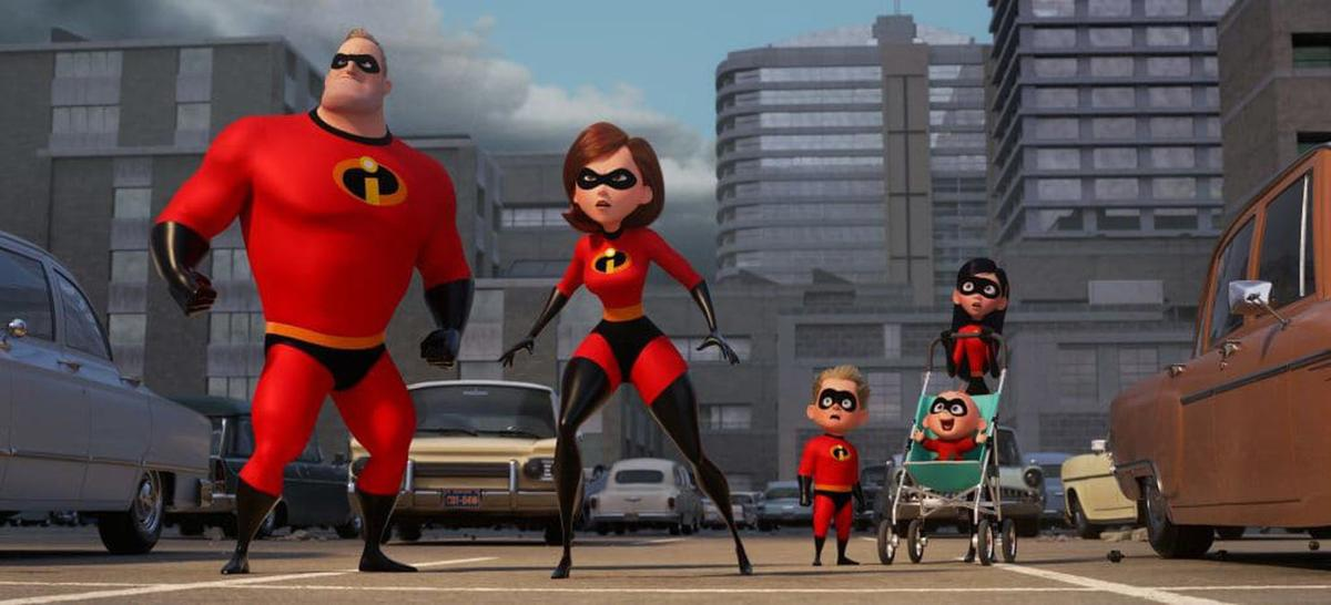 Movie review: After 14 years, a heroic, and meta, return in 'Incredibles 2'