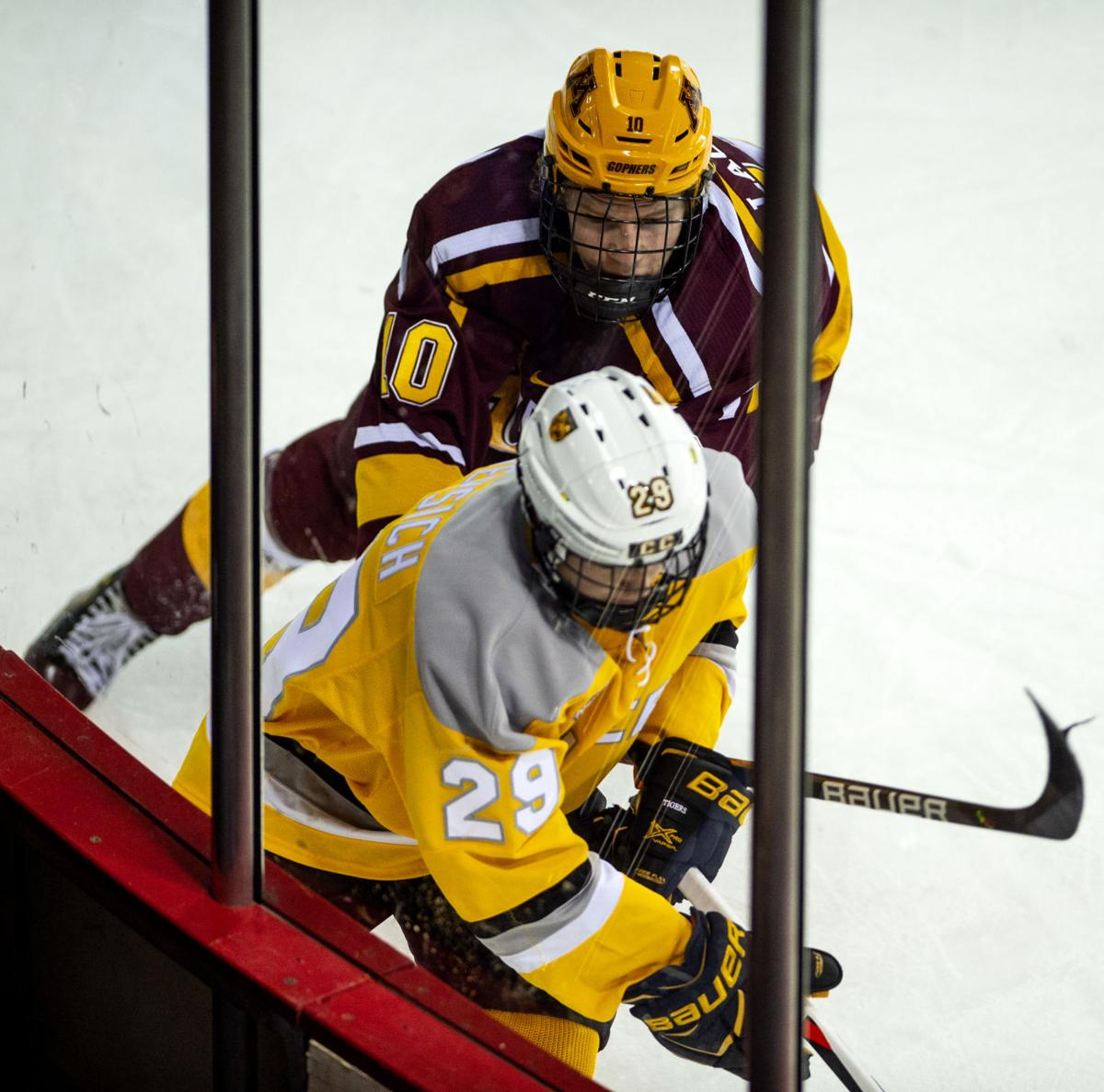 Colorado College Tigers defeat Minnesota Golden Gophers