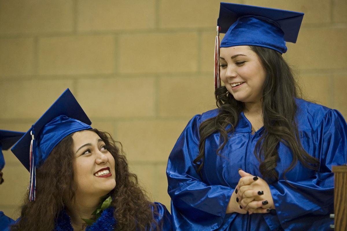 Welte Education Center Graduation 2016