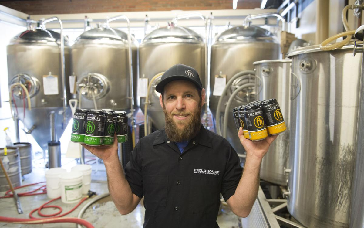 Pikes Pub: Fieldhouse Brewing Co  begins distribution to
