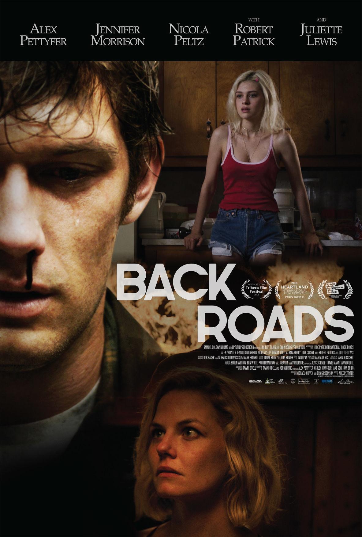 back roads movie minis