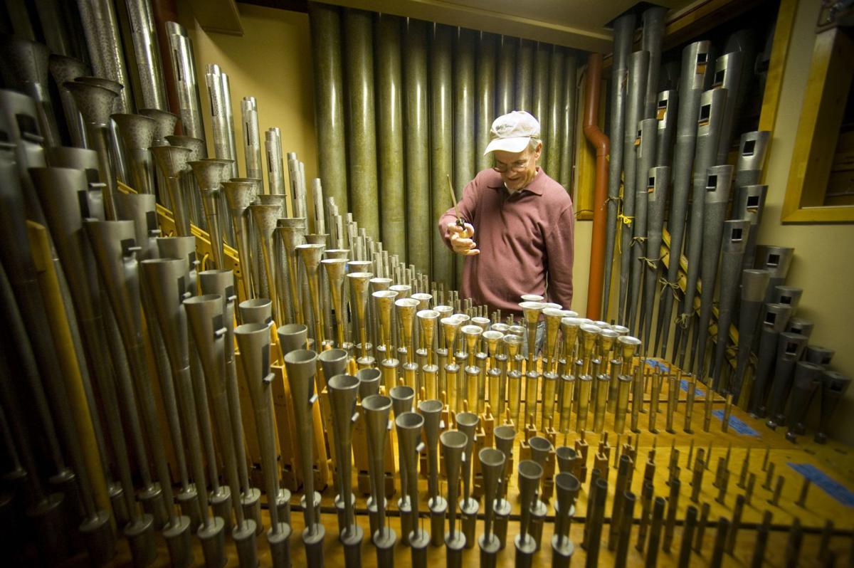 Irish-themed organ concert today at Immanuel Lutheran Church (copy)