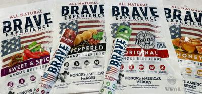 Colorado Springs couple launch good tasting all-natural beef jerky products