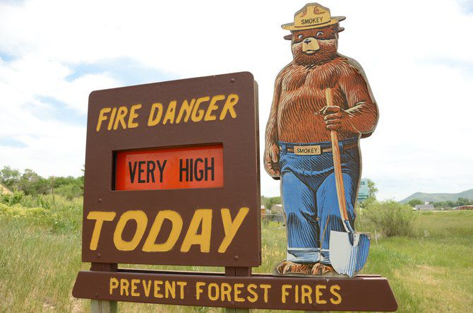 Forecast: High fire danger this weekend in Colorado Springs ...