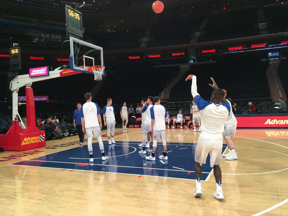 Army crushes Air Force basketball in game at Madison Square Garden