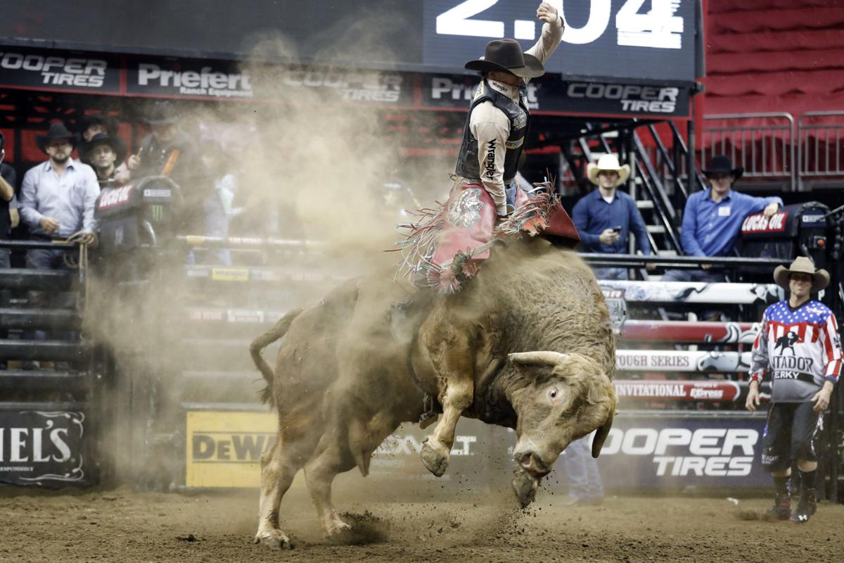 Bull rider Mason Lowe honored day after death at National Western