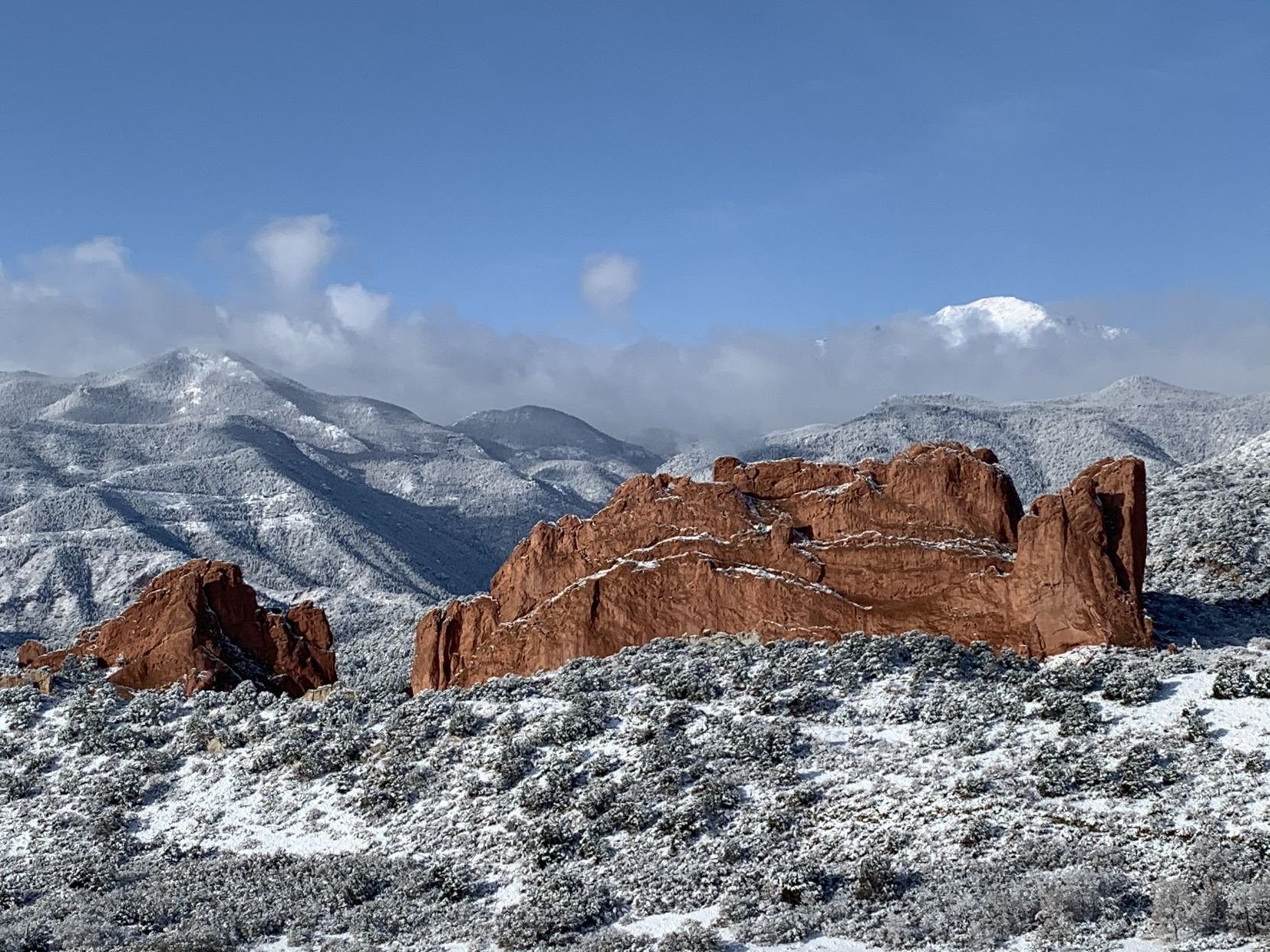 More heavy snow, cold headed to the Colorado Springs area