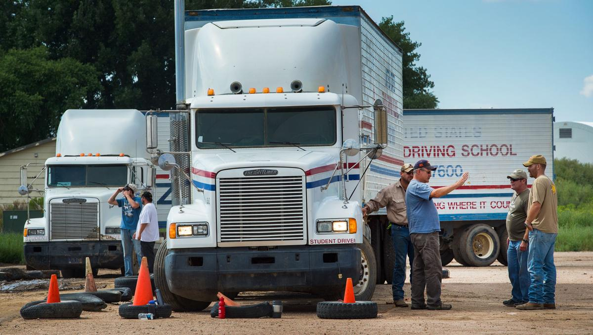 Nationwide shortage of licensed commercial drivers felt in Colorado