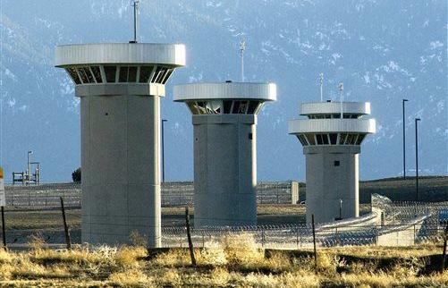 Supermax prison