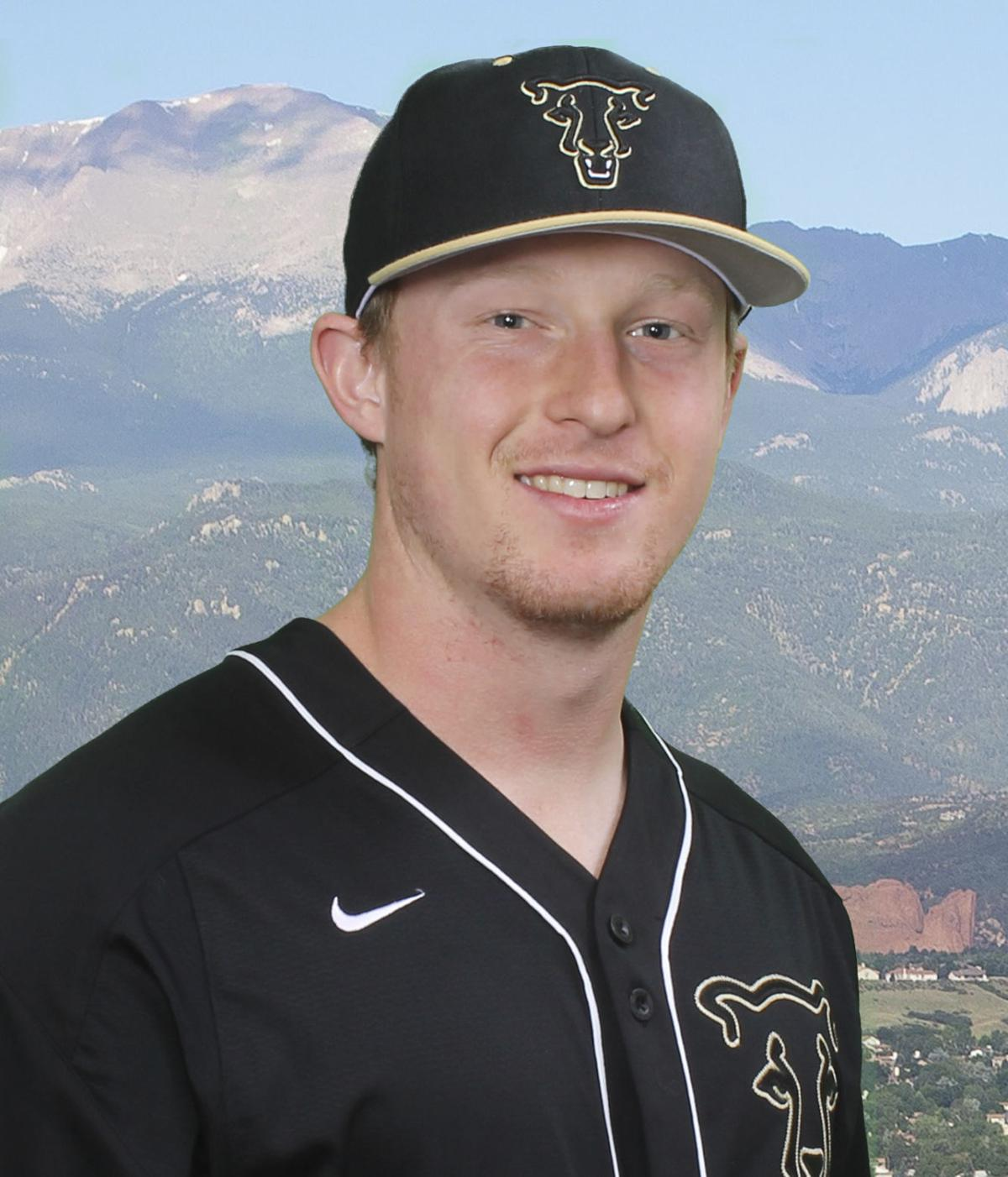 Rockies draft UCCS product Zach Hall