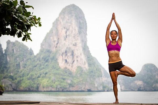 Blog: $5 yoga classes (and beer next door)