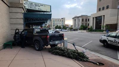 Colorado Springs Auditorium crash