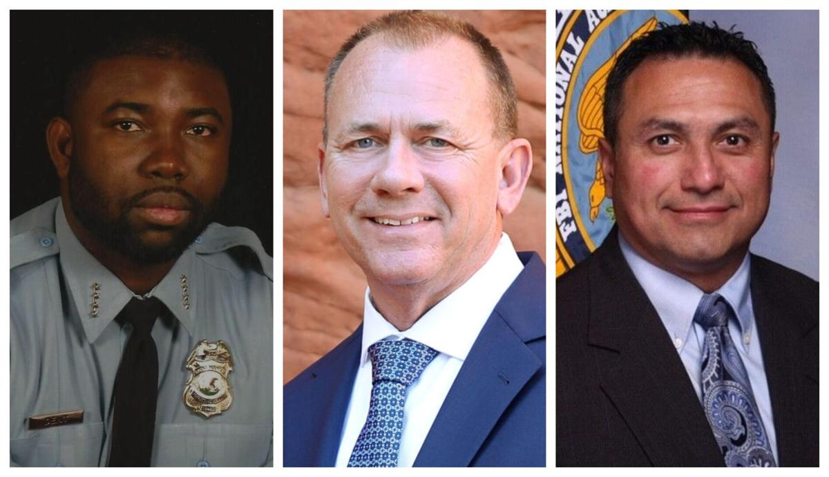 El Paso County Sheriff's candidates for 2022