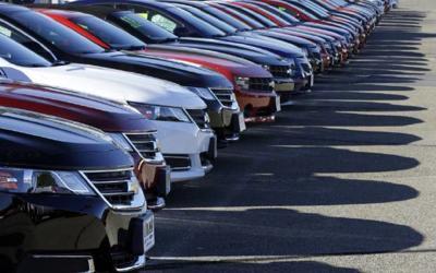 Vehicle registrations decline broadly in El Paso County (copy)