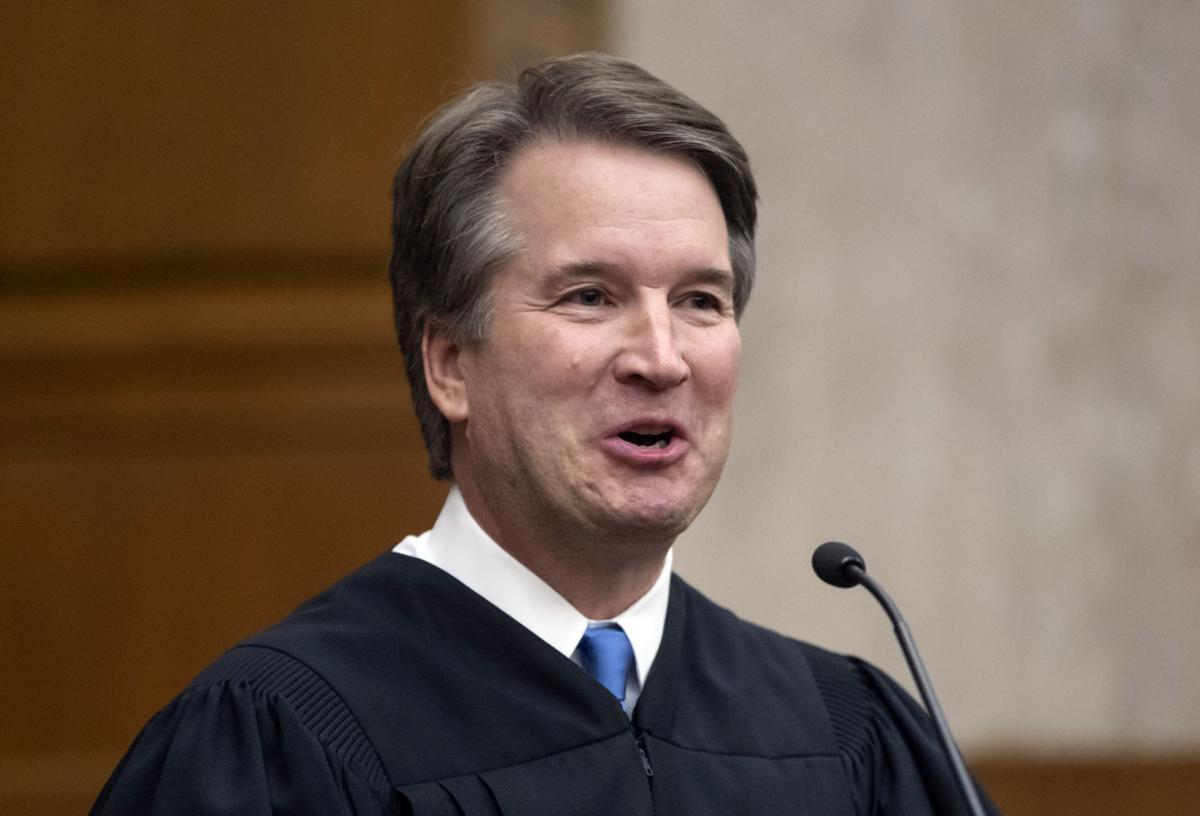 Supreme Court Kavanaugh Hearings