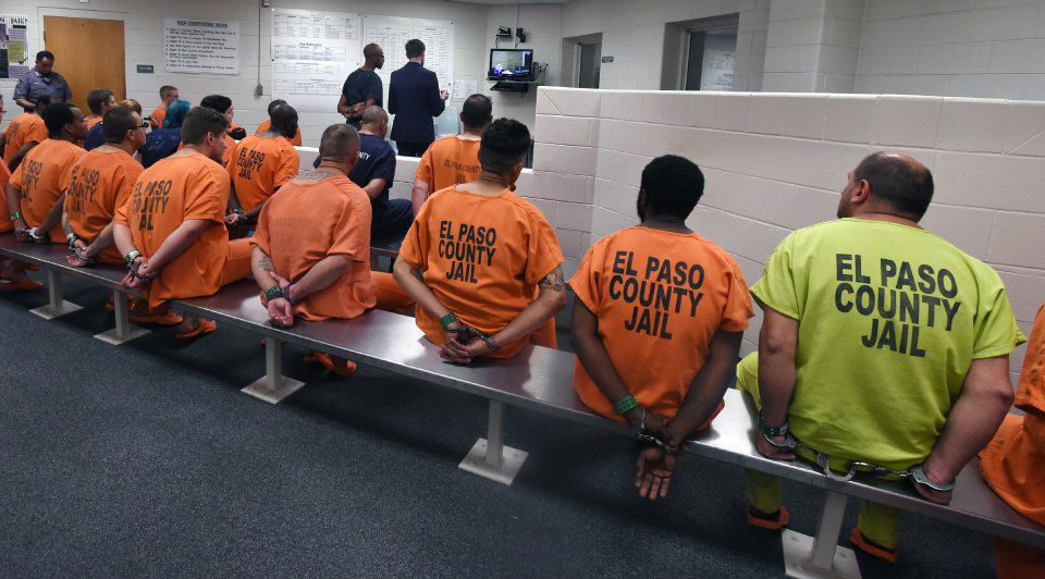 El Paso County sheriff having to get creative to deal with jail overcrowding