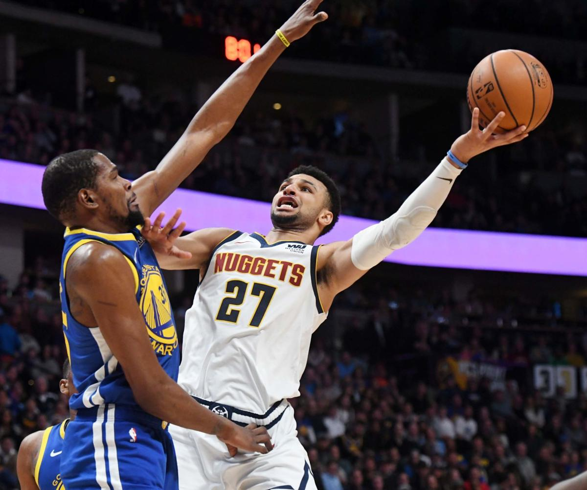 Nuggets Warriors Game: Paul Klee: After Warriors Blast Nuggets, Kevin Durant Rubs