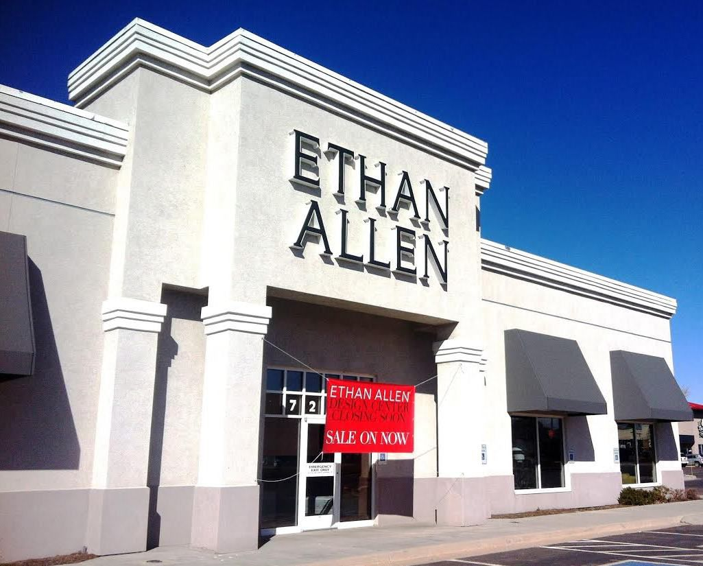 Superbe Ethan Allen Closing Its Colorado Springs Furniture Store   For Now