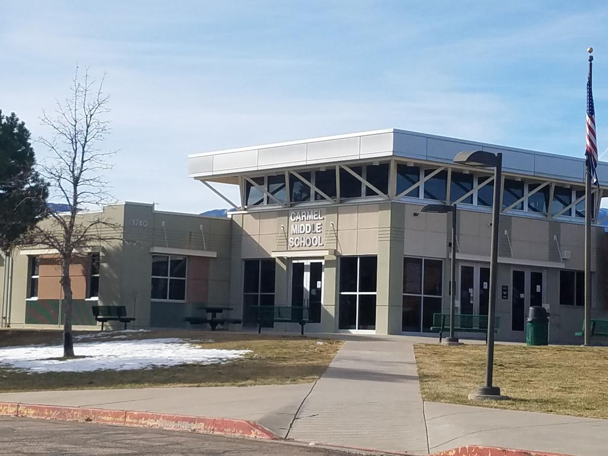 Existing Carmel Middle School