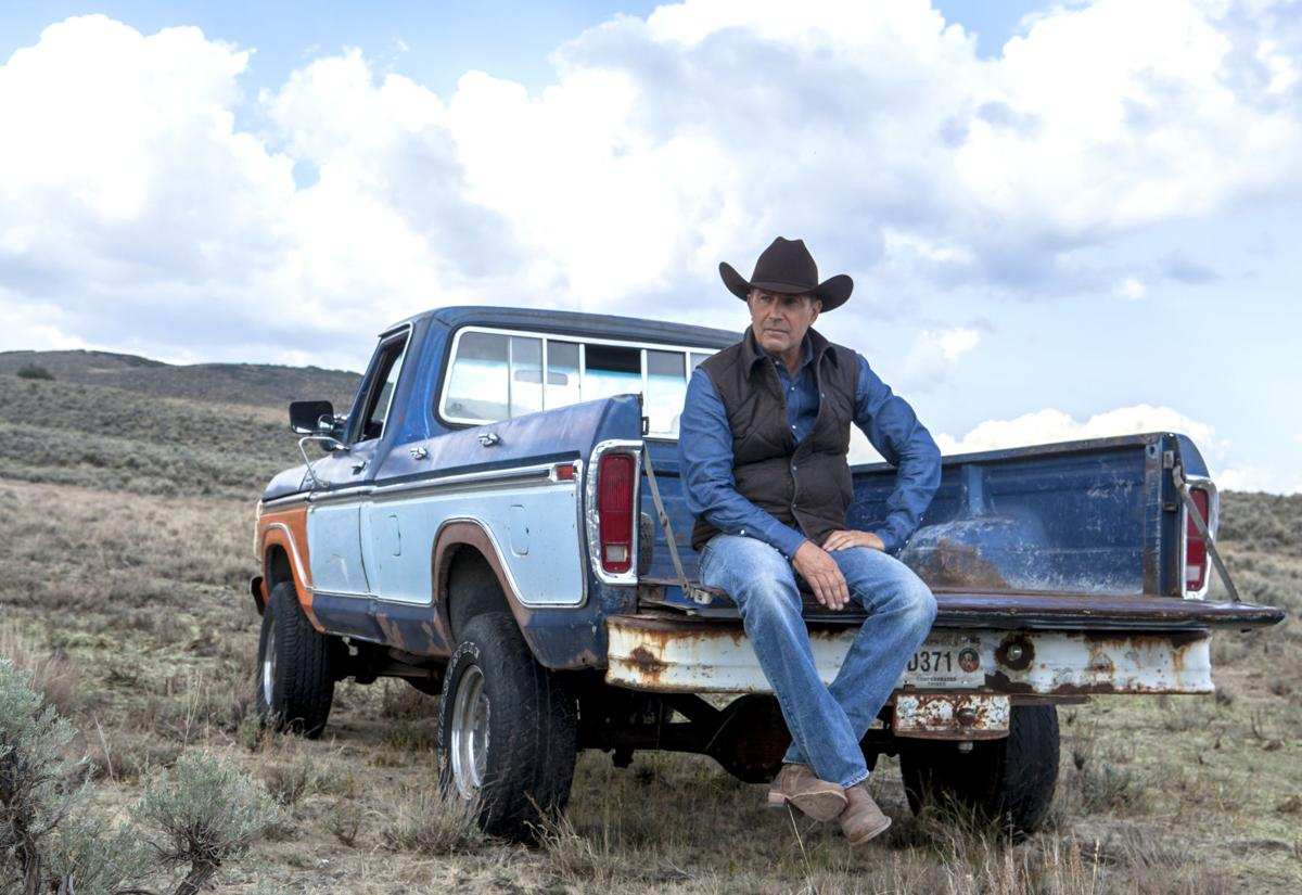 TV REVIEW: Kevin Costner makes compelling father and rancher in 'Yellowstone'