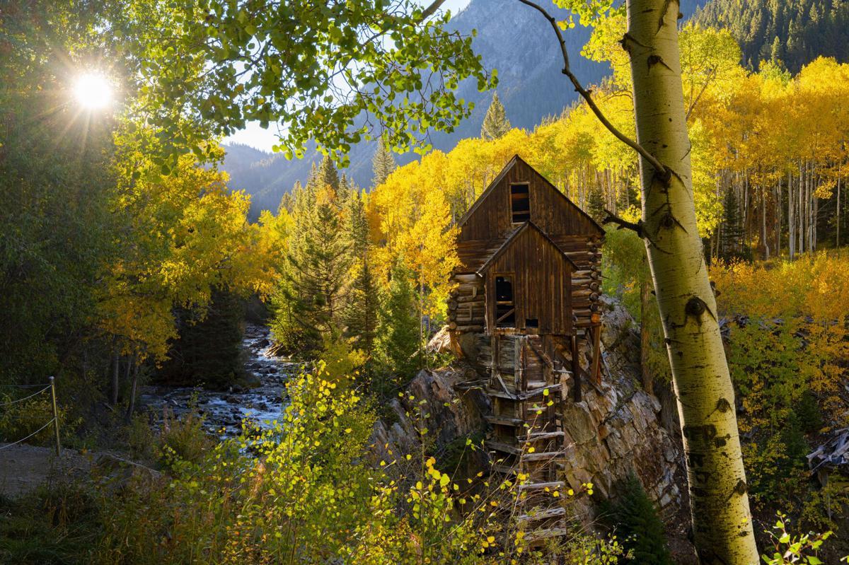 Fall colors around Colorado