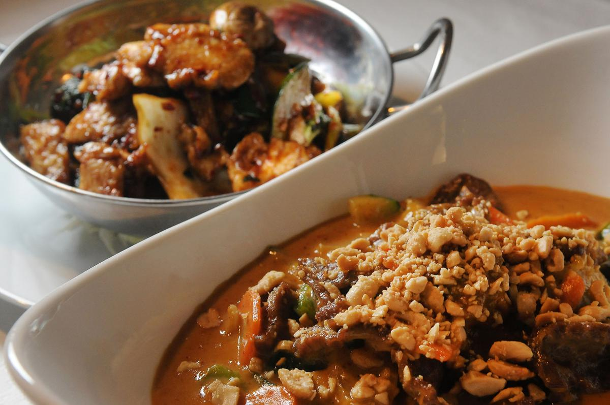 Dining Review: Whether you're craving Thai or Chinese, Wok In Wok Out is the place