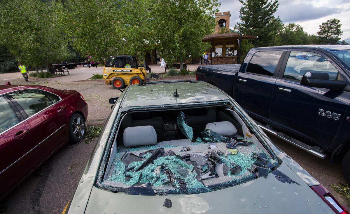 Hail Damage Car >> Colorado No 1 In Us Hail Damage In 2018 According To State