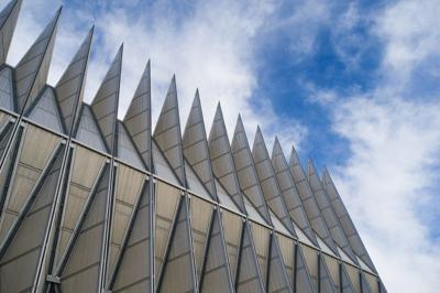 Cadet Chapel Air Force Academy