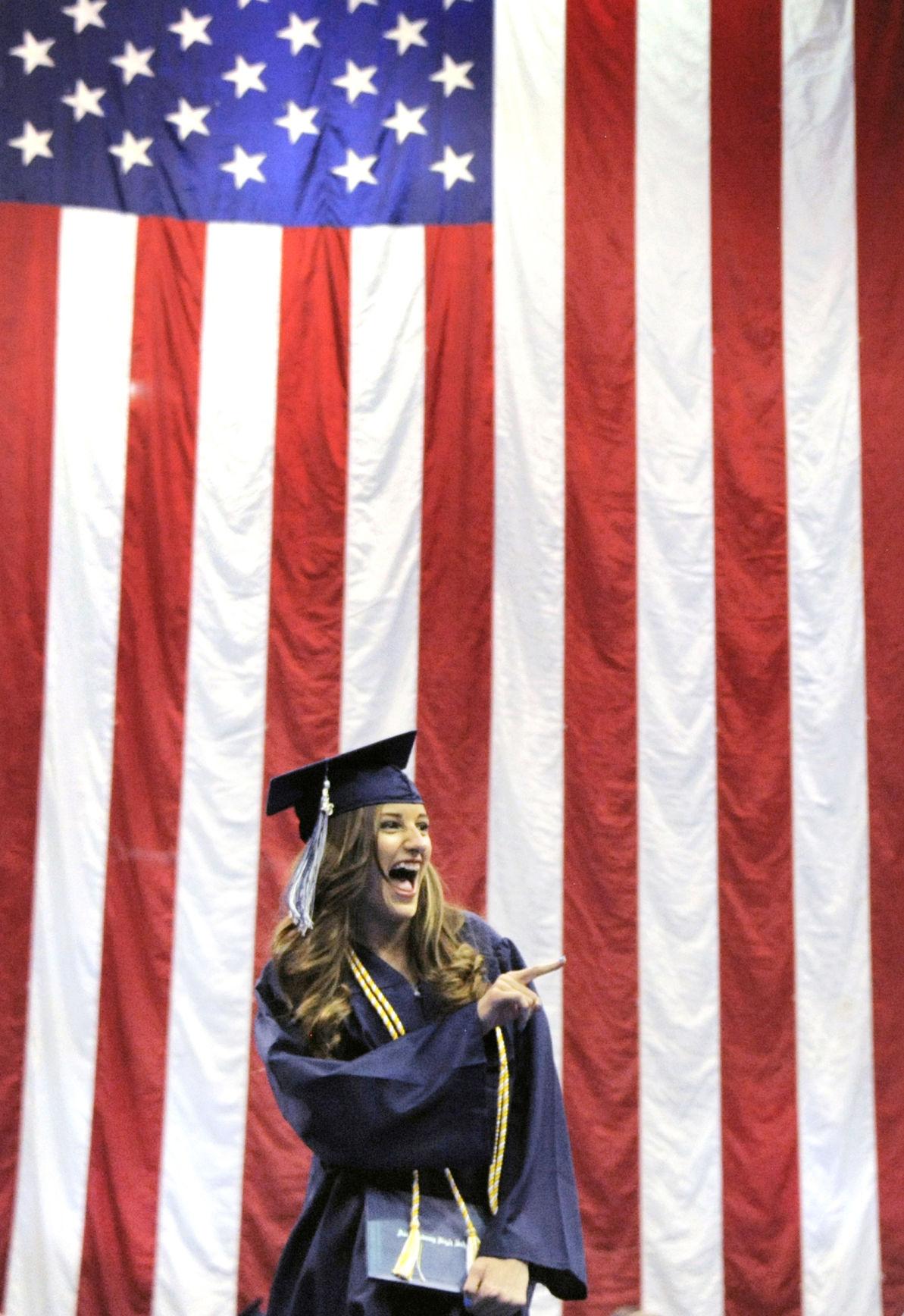 Air Academy graduation
