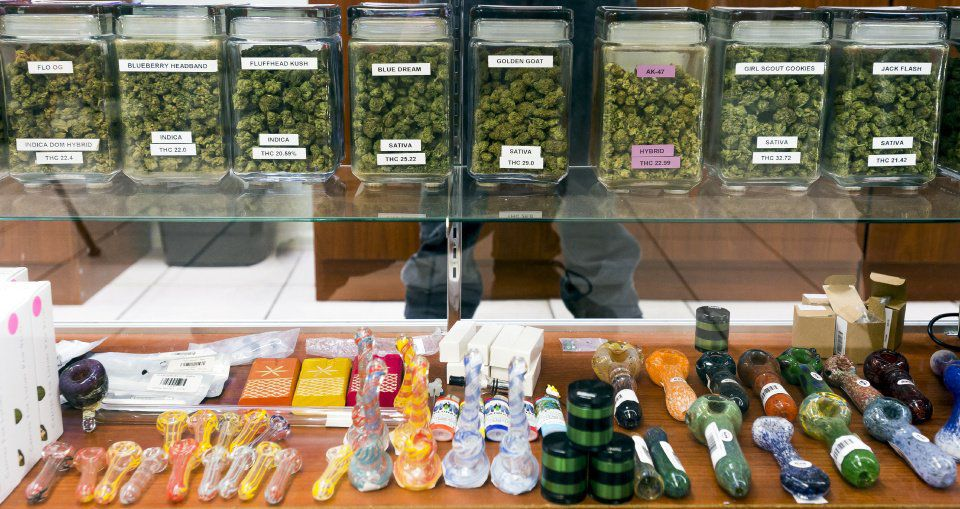Marijuana fuels Trinidad's revival - and a rise in black market arrests in neighboring states