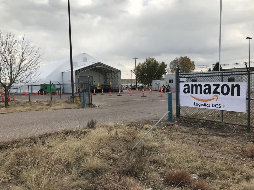 Lease obtained by The Gazette shows Amazon has bigger plans for Colorado Springs