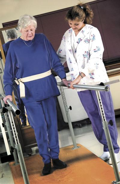 Outpatient stroke rehab gets patients back to daily living and independence