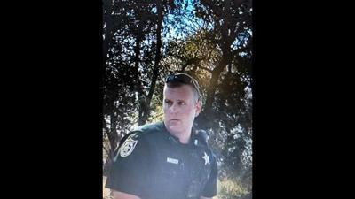 Jackson County Sheriff's Deputy Zachary Webster