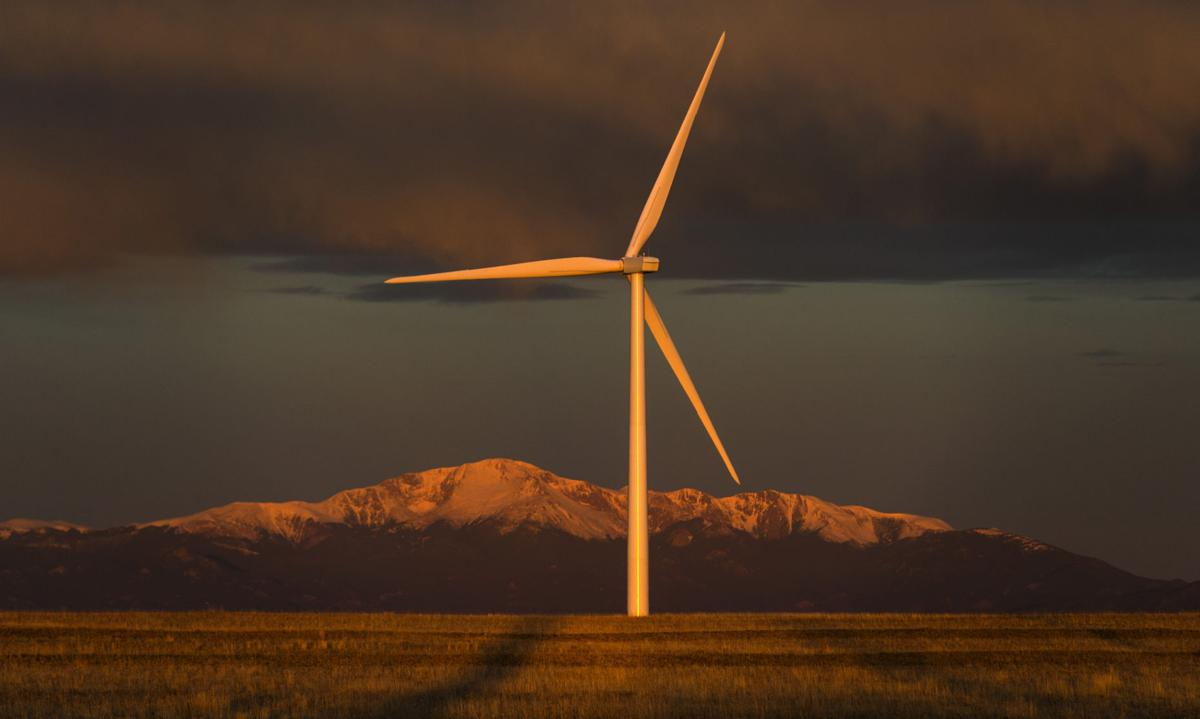 Some neighbors claim El Paso County wind farm is making them sick