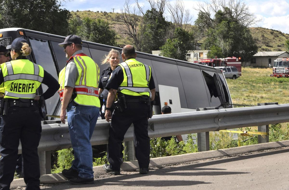 Colorado Bus Crash
