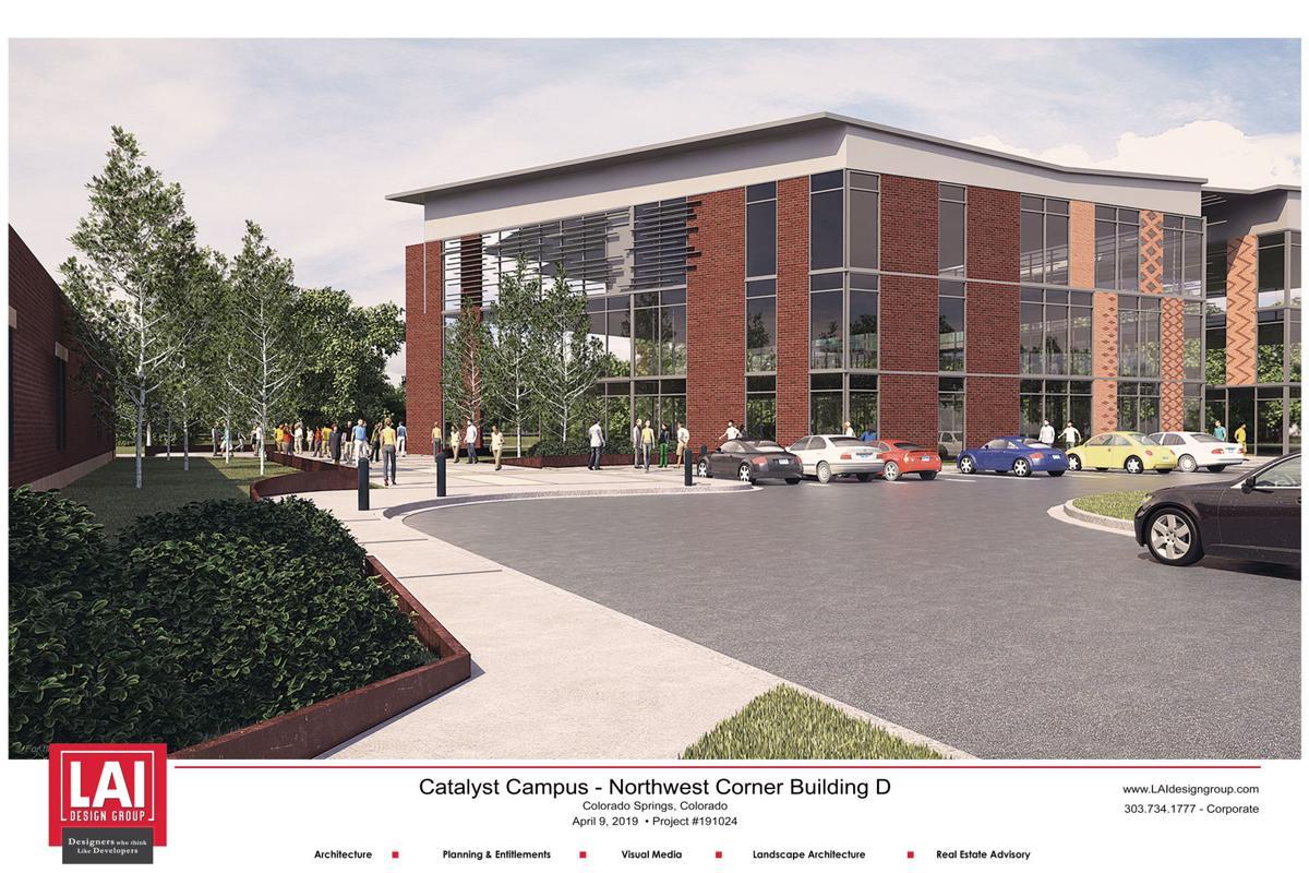 Catalyst Campus Building D