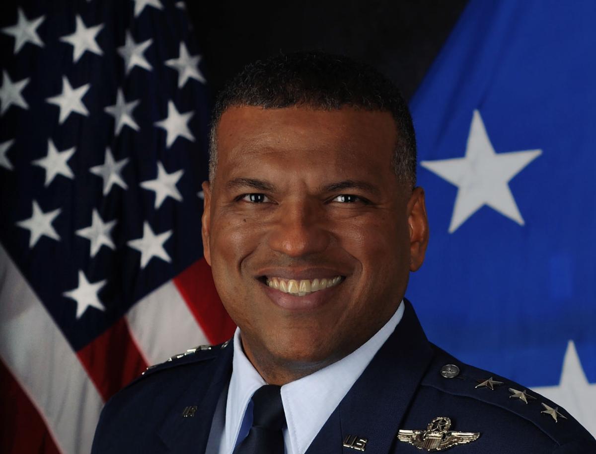 Lt. Gen Richard Clark
