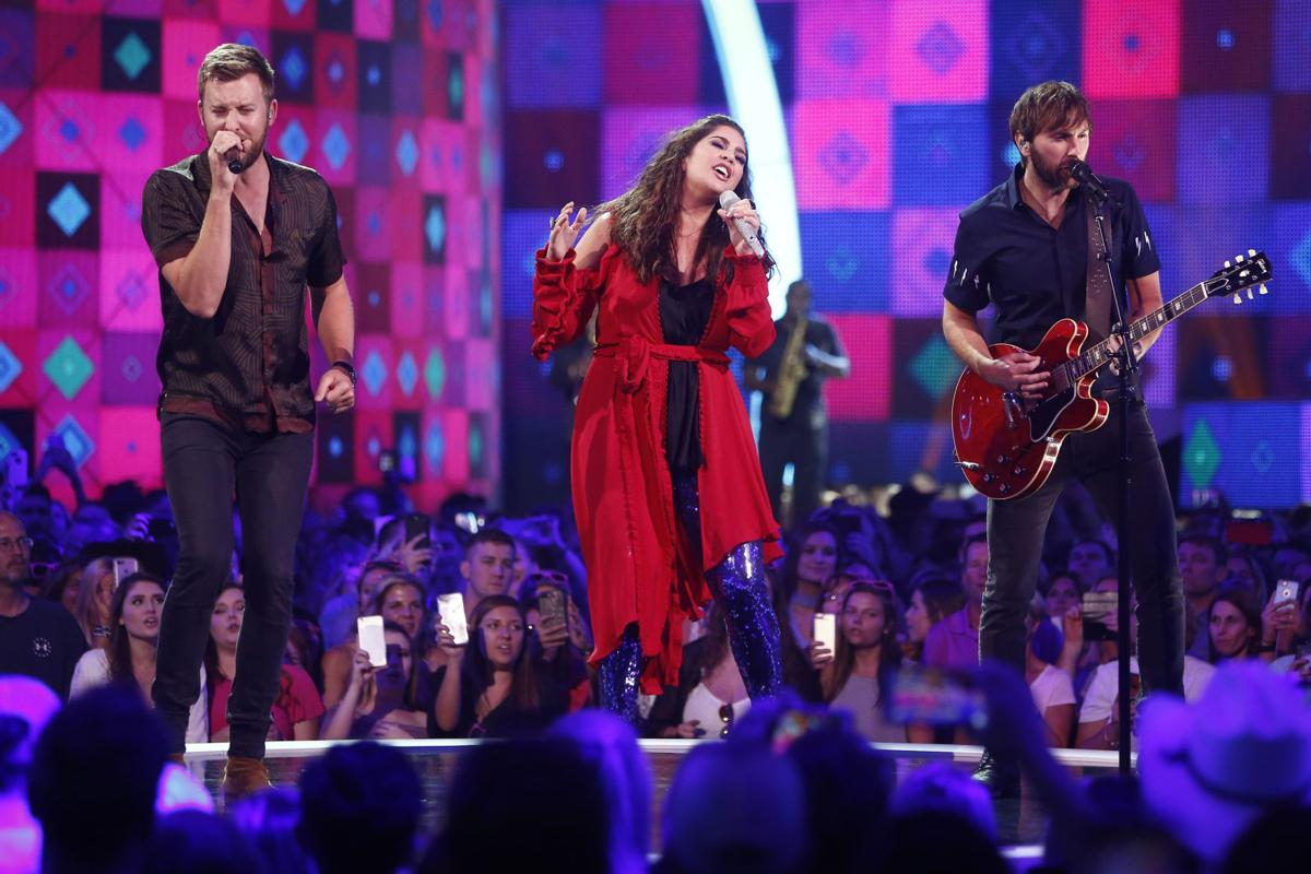As Lady Antebellum turns 10, the band reflects on fame and pressure for success