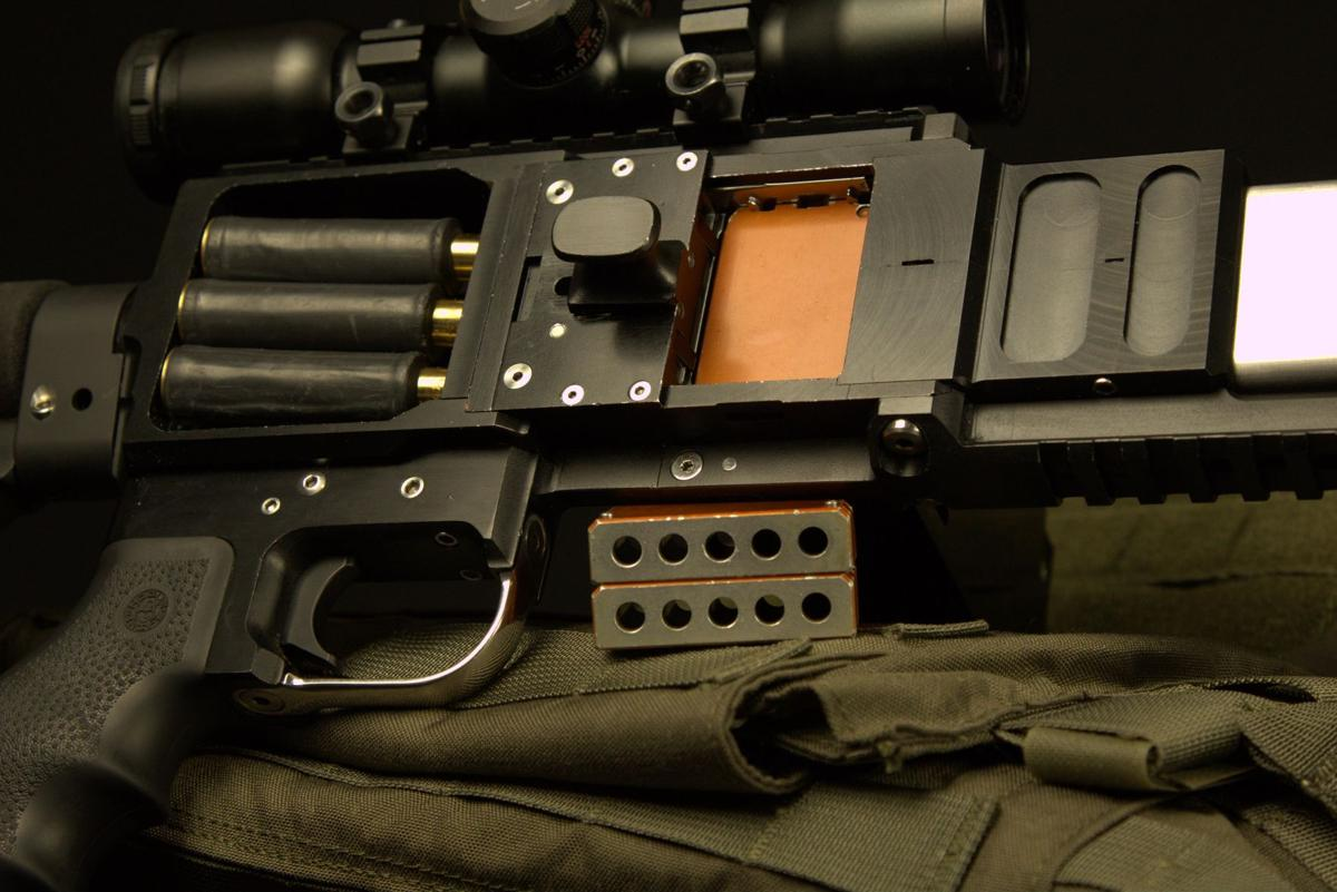 Army Might Have Found Its New Rifle In Colorado Springs Garage How To Build Magnetic Gun 093018 News Rifle2