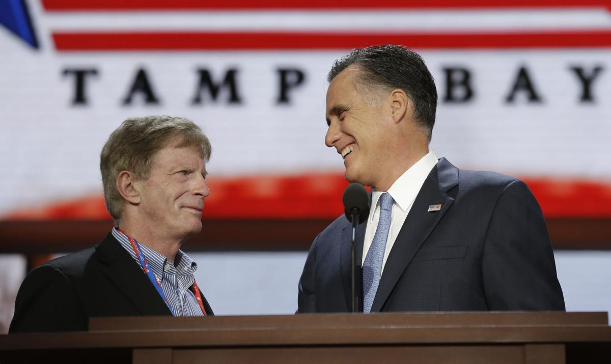 Mitt Romney, Stuart Stevens