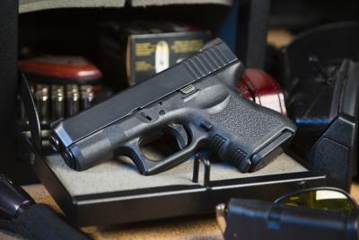 gun guns safe