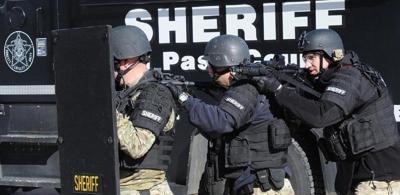 DEA, El Paso County SWAT team conducting marijuana grow raids Friday