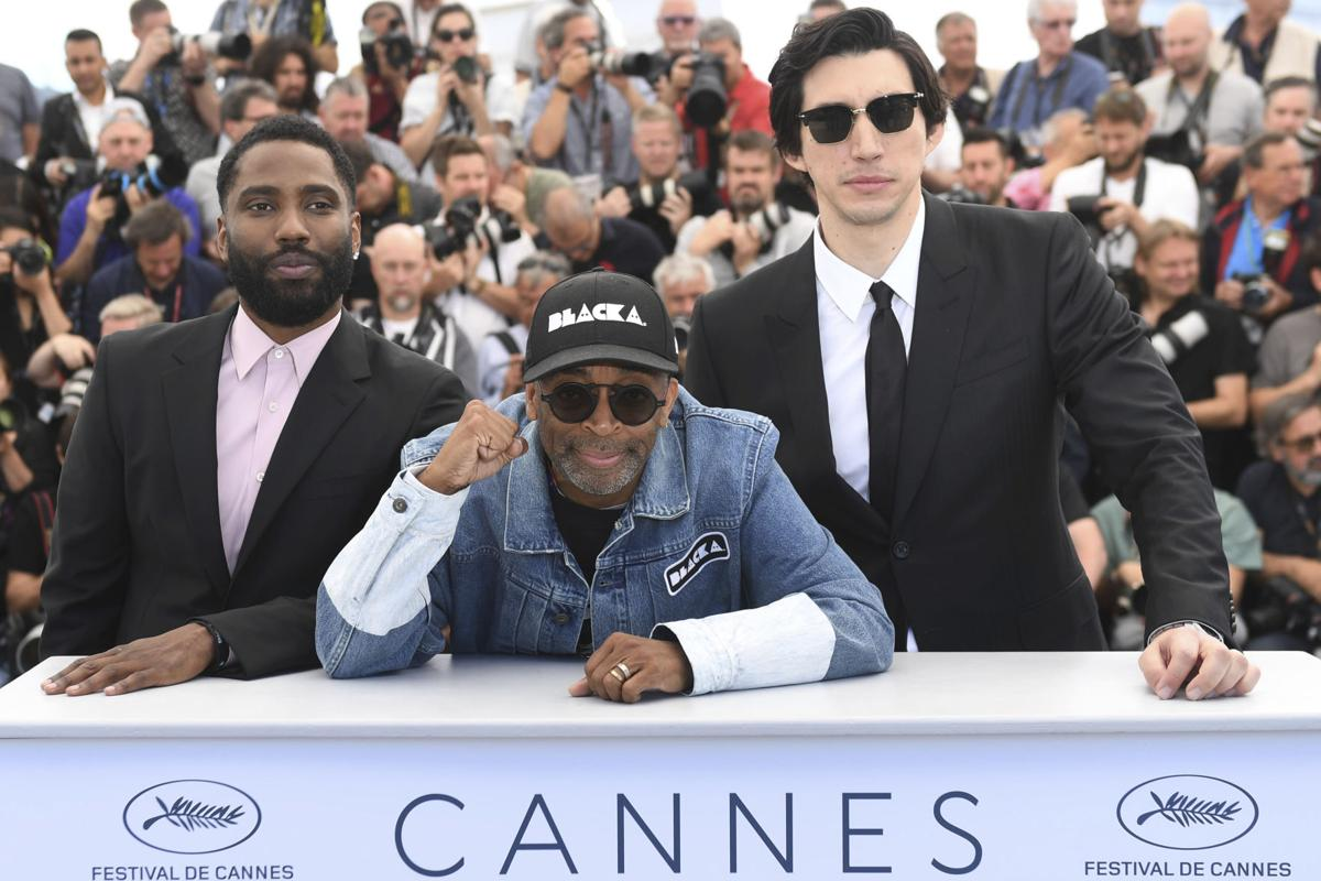 France Cannes 2018 BlacKkKlansman Photo Call